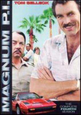 Magnum P.I. the complete fourth season