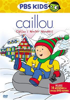 Caillou. Caillou's winter wonders