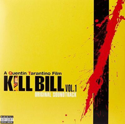 Kill Bill, vol. 1 : original soundtrack.