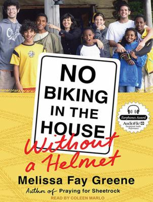 No biking in the house without a helmet (AUDIOBOOK)