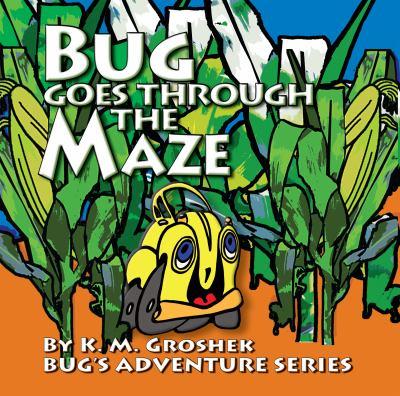 Bug goes through the maze