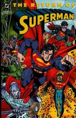 The return of Superman.