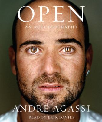 Open : an autobiography (AUDIOBOOK)