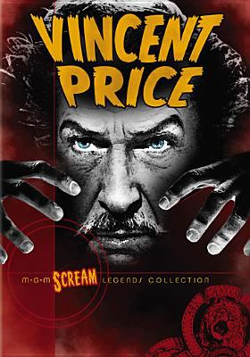 Vincent Price : MGM scream legends collection.