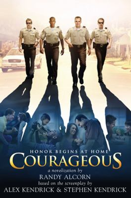 Courageous (LARGE PRINT)