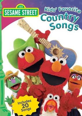 Sesame Street. Kids' favorite country songs