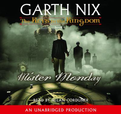 Mister Monday (AUDIOBOOK)