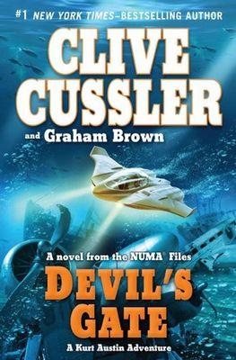 Devil's gate : [a novel from the NUMA files] (AUDIOBOOK)