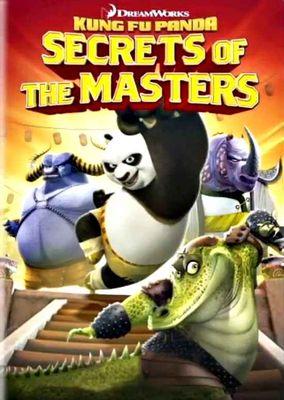Kung fu panda. Secrets of the masters