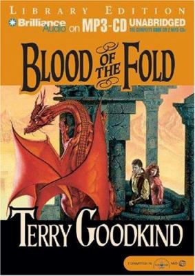 Blood of the fold (AUDIOBOOK)