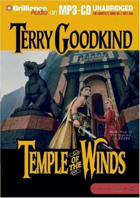 Temple of the winds (AUDIOBOOK)
