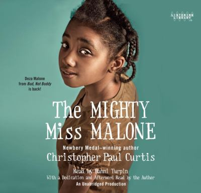 The mighty Miss Malone (AUDIOBOOK)
