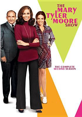 The Mary Tyler Moore show. The complete second season