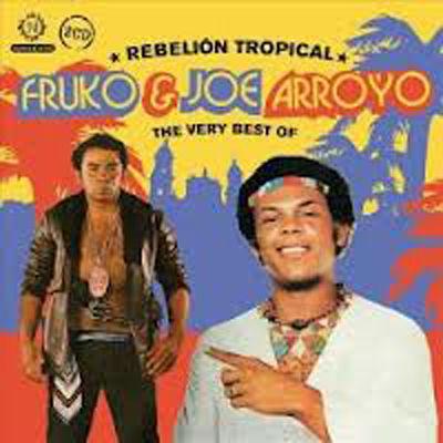 Rebelión tropical : the very best of
