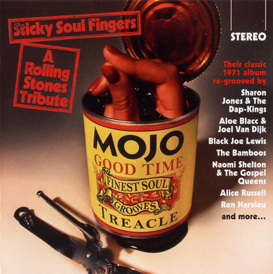 Mojo. Good time finest soul grooves : treacle.