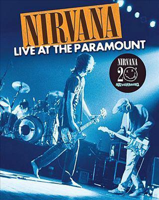 Nirvana : live at the Paramount.