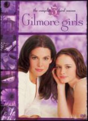 Gilmore girls. The complete third season