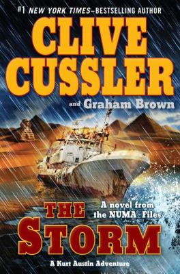The storm : a novel from the NUMA files