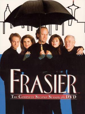 Frasier. The complete second season