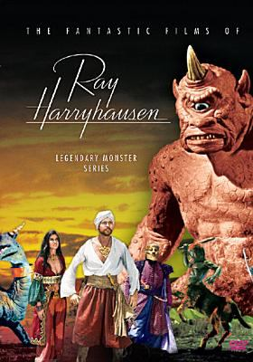 The fantastic films of Ray Harryhausen : legendary monster series.