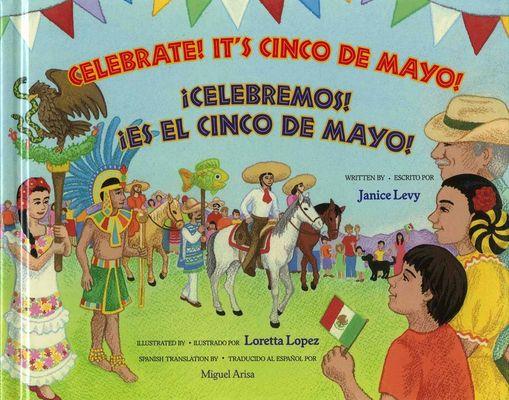 Celebrate! It's cinco de mayo!