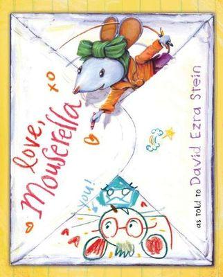 Love, Mouserella (AUDIOBOOK)