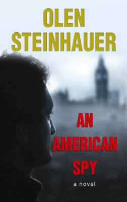 An American spy (LARGE PRINT)