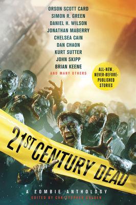21st century dead : a zombie anthology (AUDIOBOOK)