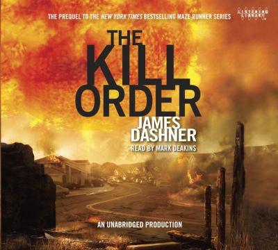 The kill order (AUDIOBOOK)