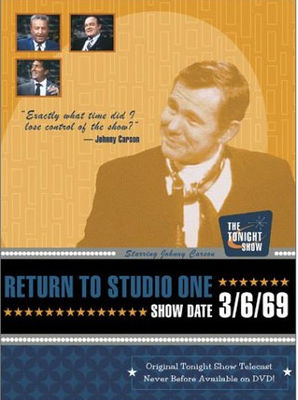 The Tonight Show. Return to Studio One: show date 3/6/69