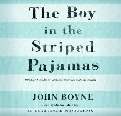 The boy in the striped pajamas : [a fable] (AUDIOBOOK)