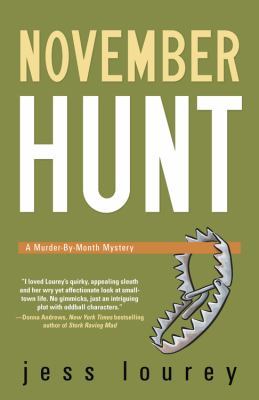 November hunt : a murder-by-month mystery