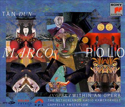 Marco Polo : (an opera within an opera)
