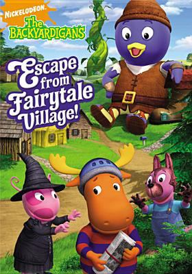 The Backyardigans. Escape from fairytale village