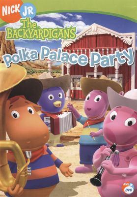 The Backyardigans. Polka palace party