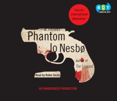 Phantom (AUDIOBOOK)