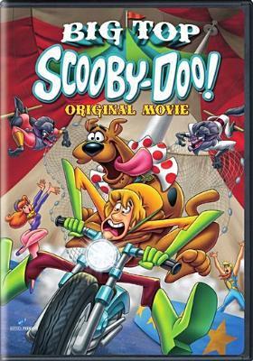 Big top Scooby Doo!