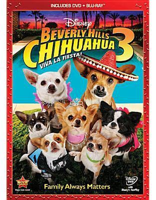 Beverly Hills chihuahua 3 : viva la fiesta!