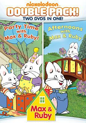 Max & Ruby. Party time with Max & Ruby! Afternoons with Max & Ruby