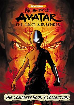 Avatar, the last airbender. The complete book 3 collection Jiang shi shen tong