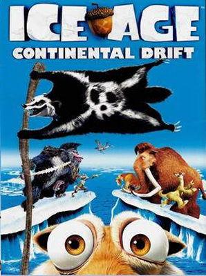 Ice age. Continental drift
