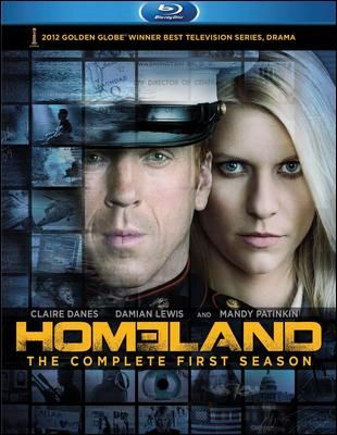 Homeland. The complete first season