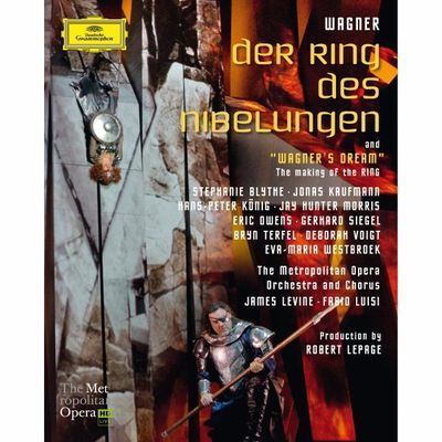 "Der Ring des Nibelungen ; and ""Wagner's dream"" : the making of the Ring"