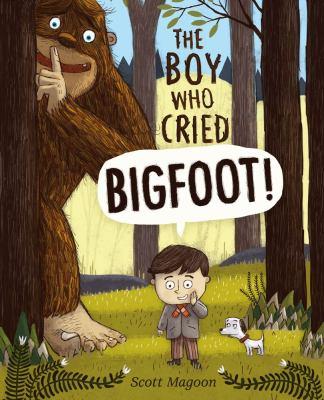 The boy who cried Bigfoot!