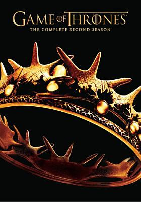 Game of thrones. The complete second season