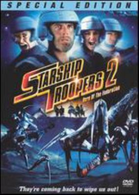 Starship troopers. 2, Hero of the federation