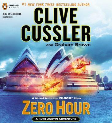 Zero hour (AUDIOBOOK)