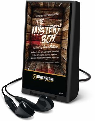 Mystery Writers of America presents the mystery box (AUDIOBOOK)
