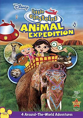 Little Einsteins. Animal expedition
