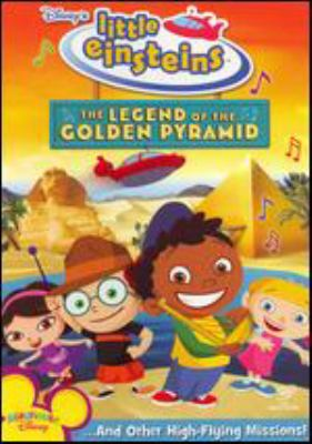 Little Einsteins. The legend of the golden pyramid